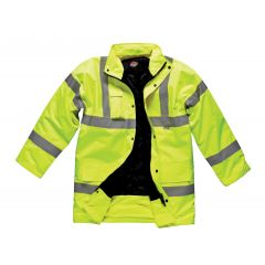 Dickies Motorway Safety Jacket Class 3 SA22045