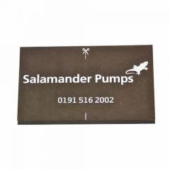 Salamander Noise Reducing Anti-Vibration Pump Mat 250x160mm - ACCPUMPMAT