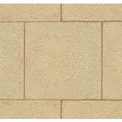 Stonemarket Standard Textured Paving 600x300x32mm Buff - KF5800010