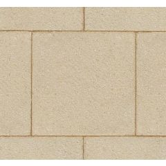 Stonemarket Standard Textured Paving 600x600x32mm Natural - KF5801020