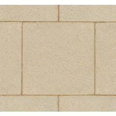 Stonemarket Standard Textured Paving 450x450x32mm Natural - KF5801031
