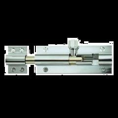 PCP on Brass 100x25mm Straight Barrel Bolt - PP - AX000022
