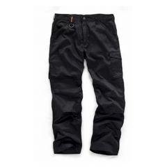 Scruffs Worker Trousers - Black