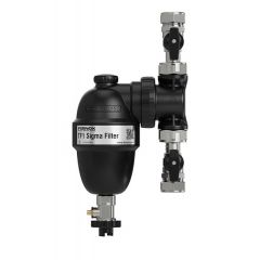 Fernox TF1 Sigma 22mm Filter with Valves