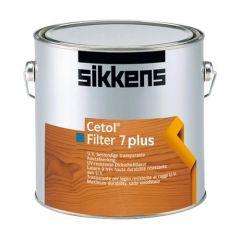 Sikkens Cetol Filter 7 Plus 020 Ebony 2.5L - 5085918