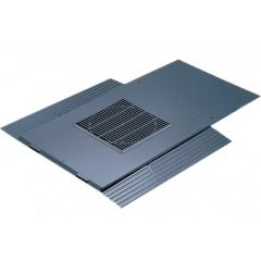 Universal In Line Slate Vent Blue/Black