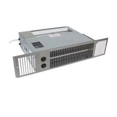Smiths SS5 Spacesaver Fan Convector c/w Brushed Steel Fascia Grill (incl Hoses)