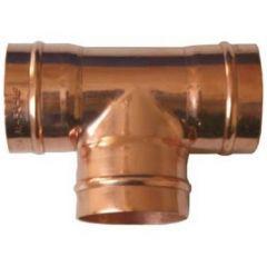 Solder Ring A Range Fig24 Equal Tee 22mm