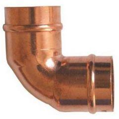 Solder Ring A Range Fig12 Elbow 15mm