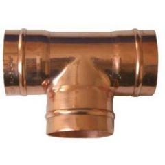 Solder Ring A Range Fig24 Equal Tee 15mm