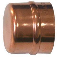 Solder Ring Fig61 Copper Stop End 15mm