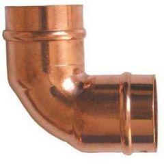 Solder Ring Elbow 35mm - Fig 12