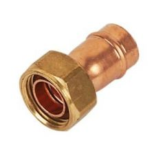 """Solder Ring A Range Fig62 Straight Tap Connector 15x1/2"""""""