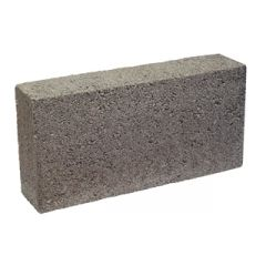 100mm Solid Light Weight Block 7N