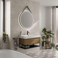 HIB Solstice 80 LED Bathroom Mirror