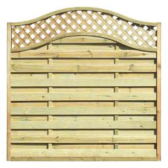 Elite St Meloir Fence Panel