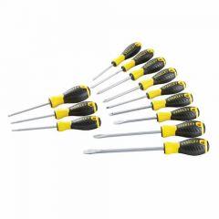 Stanley 12-piece Essential Screwdriver Set - STA060212