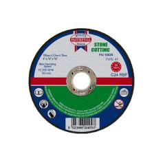 Faithfull Flat Stone Cut Disc 115x3.2x22mm 1153S