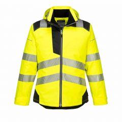 TPPW088P-1-Portwest-Hi-Vis-Winter-Jacket-Yellow/Black