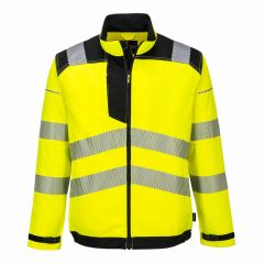 TPPW105P-1-Portwest-Hi-Vis-Work-Jacket- Yellow/Black