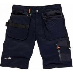 Scruffs Trade Shorts Ink Blue