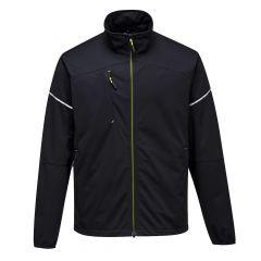 TPPW143P-1-Portwest-Shell-Jacket-Black