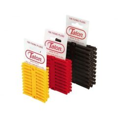 Talon Wall Plug Yellow (Box of 1000)
