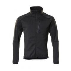 Mascot Fleece Jacket - Black