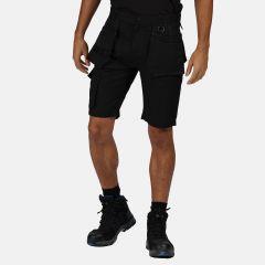 Regatta Tactical Incursion Work Shorts – Black (TRJ394 8000)