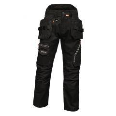 Regatta Men's Execute Holster Premium Work Trousers – Black (TRJ367R 800)