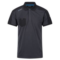 Regatta Men's Offensive Wicking Worker's Polo Shirt – Seal Grey (TRS167 038) front