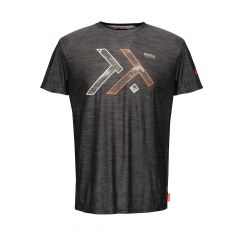 Regatta Men's Dread T-Shirt – Seal Grey Marl