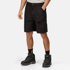 Regatta Men's Action Shorts – Black TRJ332 800