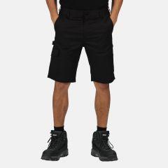 Regatta Men's Pro Cargo Shorts – Black (TRJ389 800)
