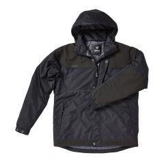 Apache Waterproof Padded Jacket (Black) APAWPJL