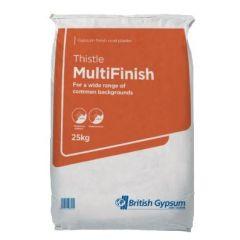 Thistle Multi Finish Plaster