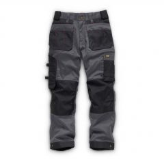 TCSS247P-Standsafe-Contrast-Work-Trousers-Grey/Black