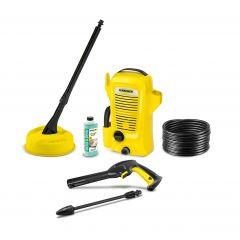 Karcher K2 Universal Home Pressure Washer 110 Bar 240v - 16730070