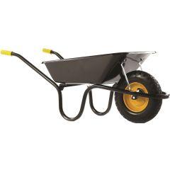 Haemmerlin 9004 Camden Classic 85L Wheelbarrow w/ Puncture Free Tyre