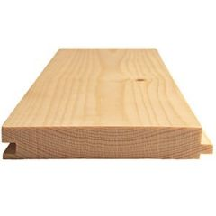 PTG Softwood Redwood Flooring fin sizes 20x120mm