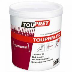 Toupret Touprelex Exterior Filler Ready Mixed 1L - TLX01GB