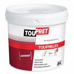 Toupret Touprelex Exterior Filler Ready Mixed 4L - TLX04GB