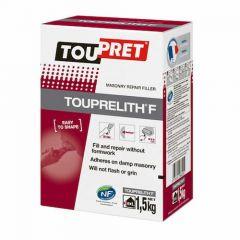 Toupret Touprelith F Exterior Filler 1.5kg - THR01.5GB