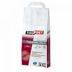Toupret Touprelith F Exterior Filler 5kg - THR05GBEP