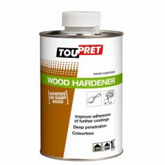 Toupret Wood Hardener 1L - DURBO01GB