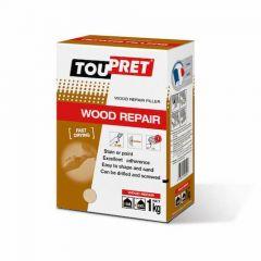 Toupret Wood Repair Fast Drying 1kg - REPBO01GB