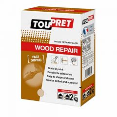 Toupret Wood Repair Fast Drying 2kg - REPBO02GB