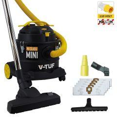 V-Tuf M-Class Mini Dust Extraction Vacuum Cleaner (110V)