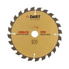 Dart Gold ATB Wood Saw Blade D165mm x B20mm x Z24 – STK1652024