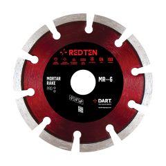 Dart Red Ten Pro MR-6 Mortar Rake Blade D115mm x B22mm – DB01740
